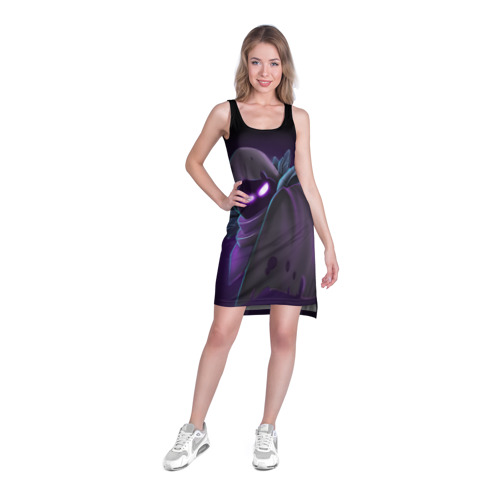 Платье-майка 3D Fortnite. Nevermore Фото 01