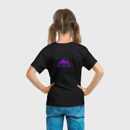 Детская футболка 3D Fortnite. Nevermore Фото 01