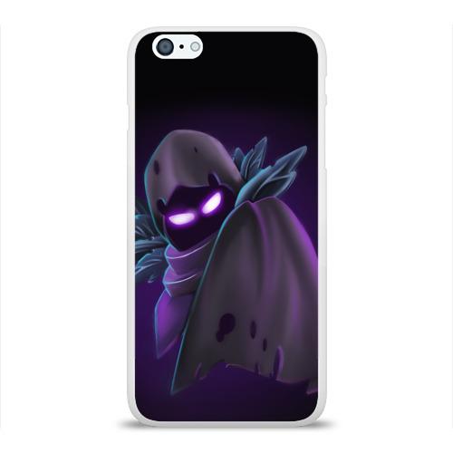 Чехол для Apple iPhone 6Plus/6SPlus силиконовый глянцевый Fortnite. Nevermore Фото 01