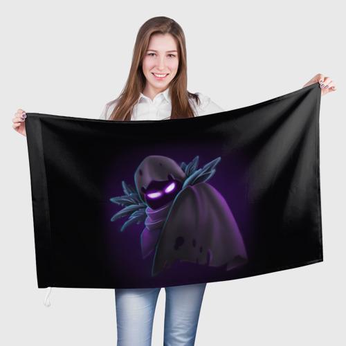 Флаг 3D Fortnite. Nevermore Фото 01