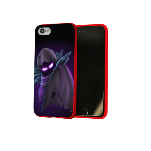 Чехол для Apple iPhone 8 силиконовый глянцевый Fortnite. Nevermore Фото 01