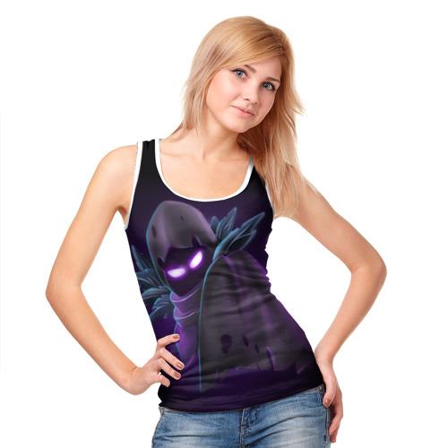 Женская майка 3D Fortnite. Nevermore Фото 01