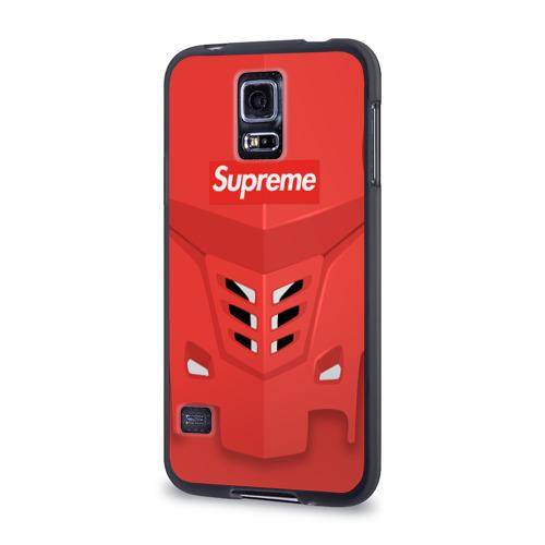 Чехол для Samsung Galaxy S5 силиконовый  Фото 03, SUPREME х  Элджей