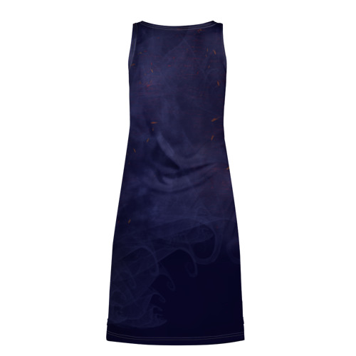 Платье-майка 3D  Фото 02, Guillermo del Toro