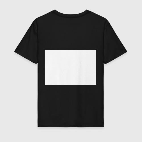 Мужская футболка хлопок No means No Фото 01