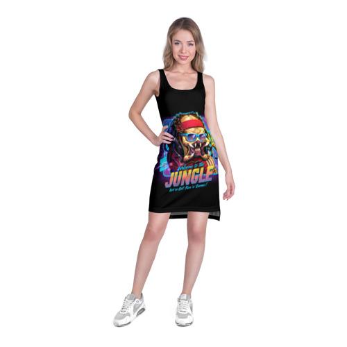 Платье-майка 3D  Фото 03, The Predator