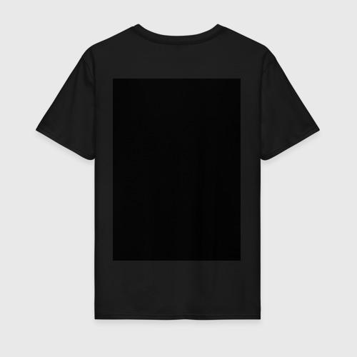 Мужская футболка хлопок JUST DO IT.POPOZJE  Фото 01