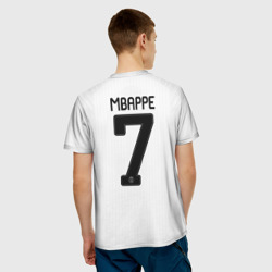 Mbappe away UCL edition 18-19