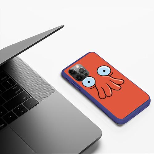 Чехол для iPhone 12 Pro Max Зойдберг Фото 01