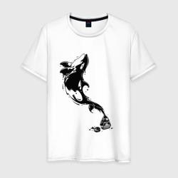 Чернильный дельфин
