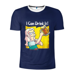 Disenchantment.I Can Drink It!