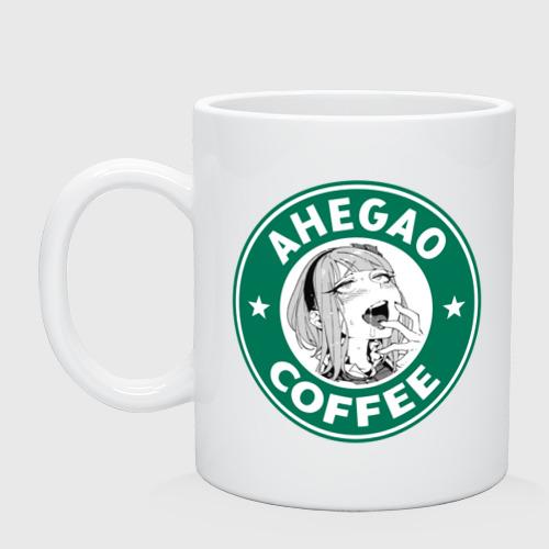 Кружка Ahegao Coffee