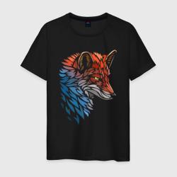 Пестрая лисица