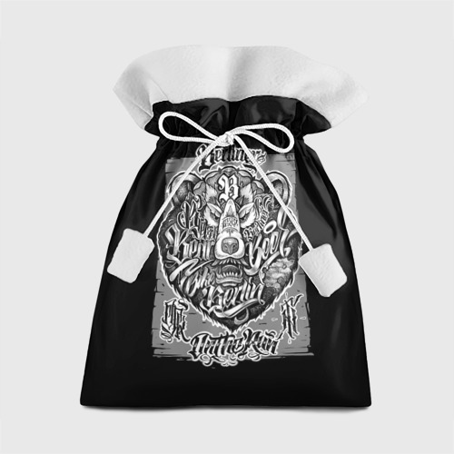 Подарочный 3D мешок Berliner