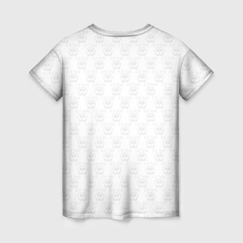 Женская футболка 3D Гуси  Фото 01