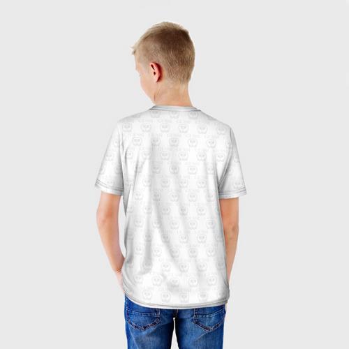 "Детская 3D футболка ""Гуси "" фото 1"