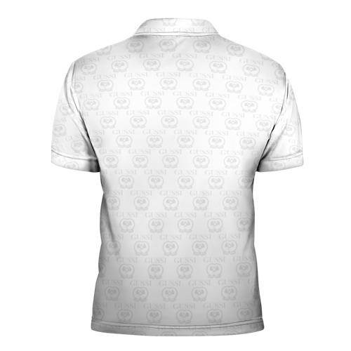 Мужская рубашка поло 3D Гуси  Фото 01