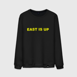 EAST IS UP(TOP)