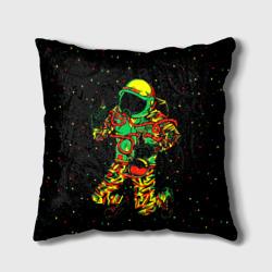 Космонавт с кальяном