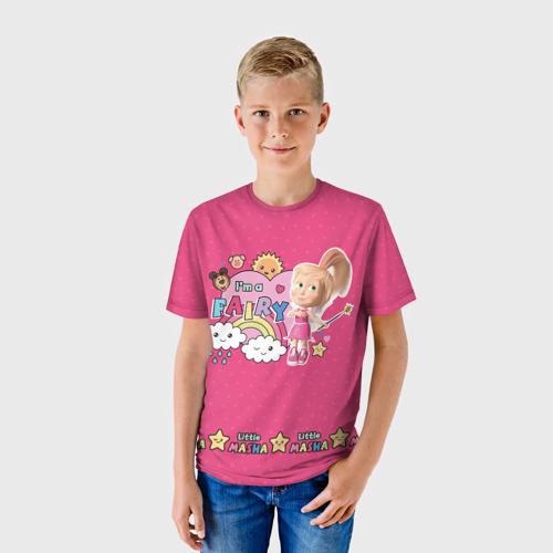 Детская футболка 3D  Фото 01, Fairy