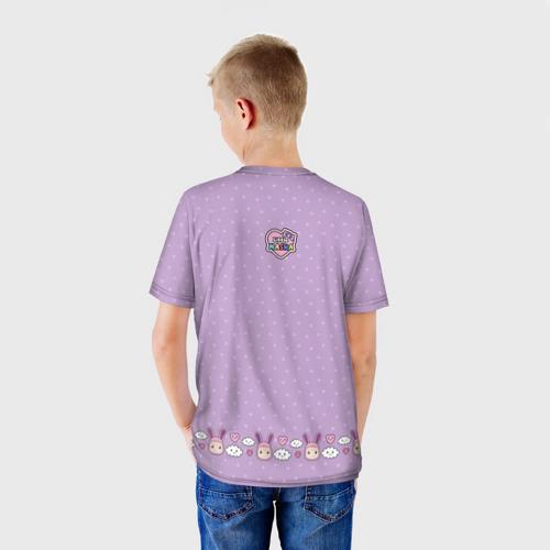 Детская футболка 3D  Фото 02, Little Masha