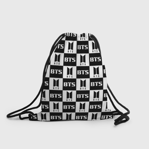 Рюкзак-мешок 3D BTS PATTERN Фото 01