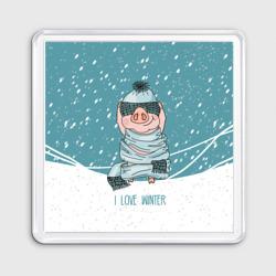 Я люблю зиму