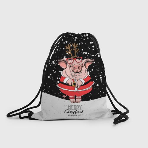 Свинка Санта