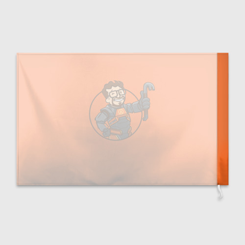 Флаг 3D  Фото 02, Freeman