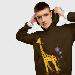 Жираф на Роликах