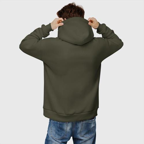Мужское худи Oversize хлопок Marshmello Фото 01