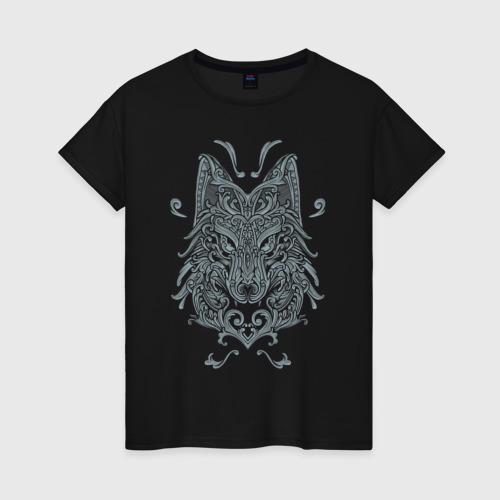 Узорный волк