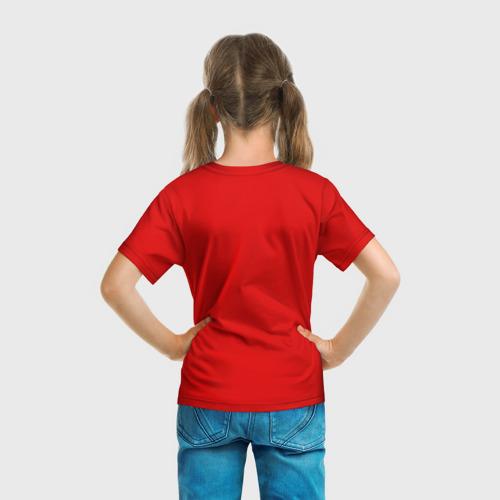 Детская футболка 3D  Фото 04, Полосатый поросенок