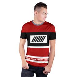 iKon stripes