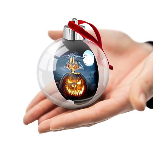 Ёлочный шар Halloween Фото 01