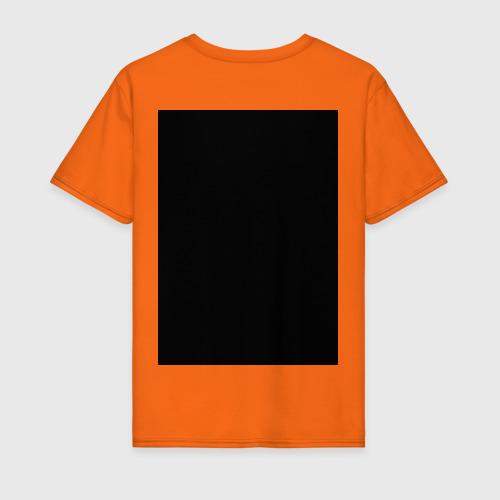 Мужская футболка хлопок GUCCI GANG Фото 01