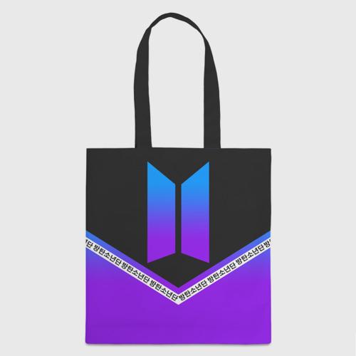 BTS (повседневная 3d сумка) фото 0