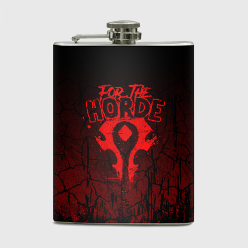 Фляга FOR THE HORDE Фото 01