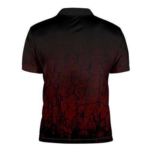 Мужская рубашка поло 3D FOR THE HORDE Фото 01