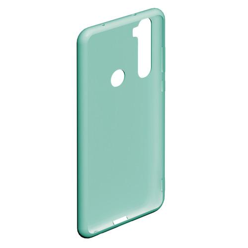 Чехол для Xiaomi Redmi Note 8 Совушка и хэллоуин Фото 01