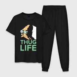 Профессор - thug life