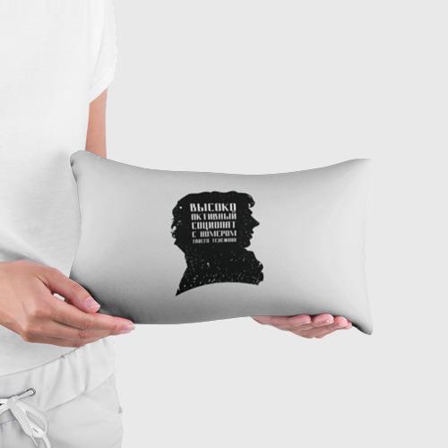 Подушка 3D антистресс Социопат Фото 01