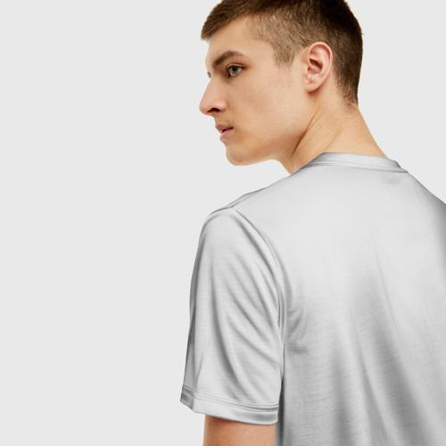 Мужская футболка 3D Социопат Фото 01