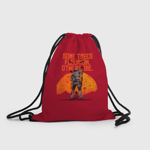 Рюкзак-мешок 3D Red Dead Redemption 2 Фото 01