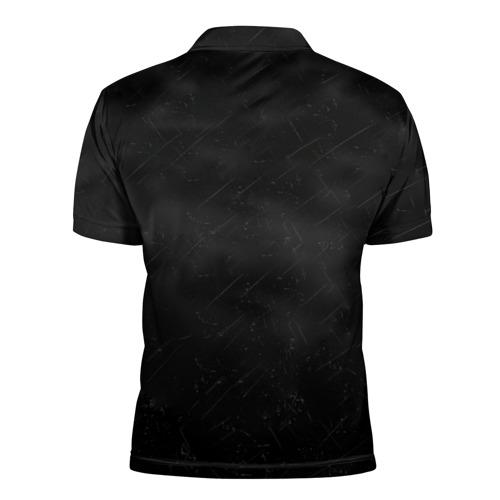 Мужская рубашка поло 3D  Фото 02, Кровосток