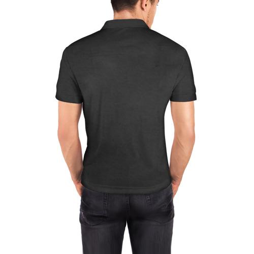 Мужская рубашка поло 3D  Фото 04, Моей злобы верные псы