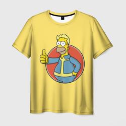 Homer Fallout