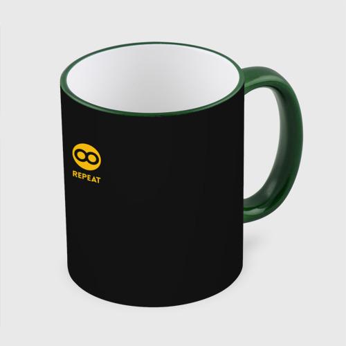 Кружка с полной запечаткой  Фото 01, Code Coffee Repeat