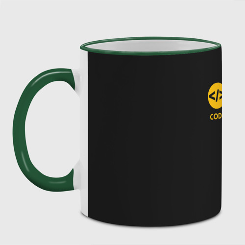 Кружка с полной запечаткой  Фото 04, Code Coffee Repeat