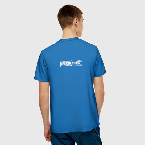 Мужская футболка 3D  Фото 02, Disenchantment. Dreamland